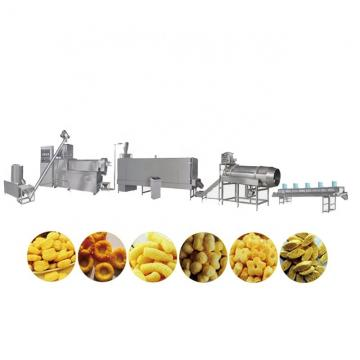 Automatic Industrial Kellogs Breakfast Cereal Extruder Machine